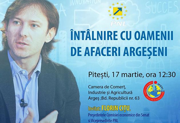 Florin Cîțu, ministrul Finanțelor Publice, întâlnire cu oamenii de afaceri din Timiș - Focustim