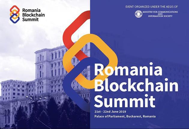 Tweet romania blockchain summit